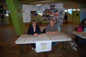 Accueil des nouveaux habitants à Caudebec-en-Caux - Le Comité présent ! dans Les news DSC_0086-300x200
