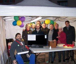 Téléthon 2012 : le Comité de la fête du cidre s'est mobilisé !! dans Les news 100_6142-300x255