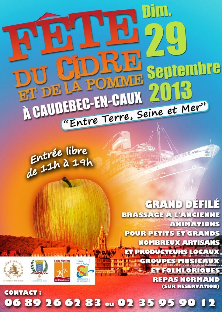 La Fête du cidre et de la pomme : édition 2013 ! dans Prochain rdv fdc20131