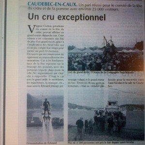 Article du Paris Normandie - Mardi 3 septembre 2013 dans Fête du cidre 2015 pn-mardi-1er-octobre-2013-300x300